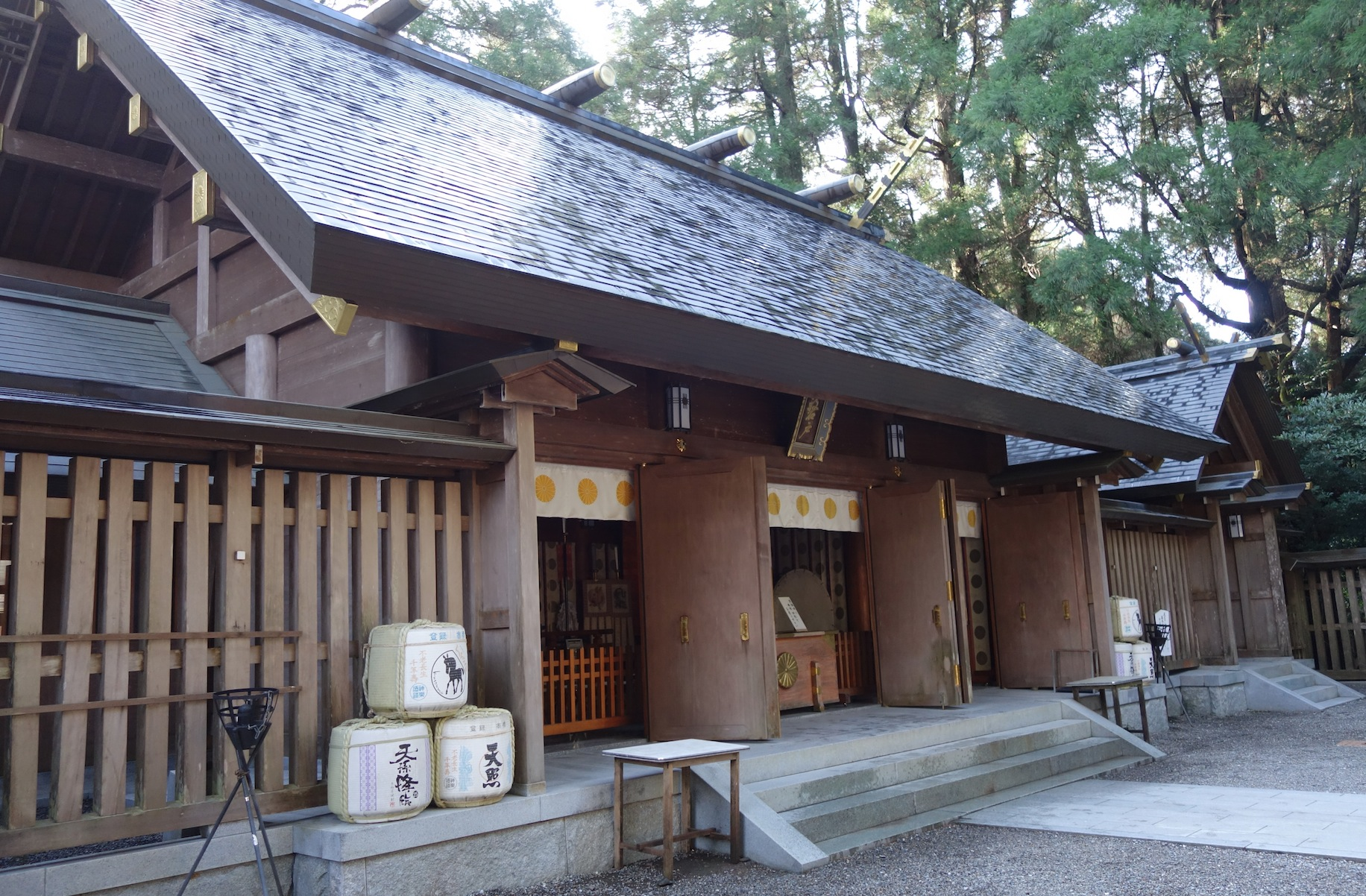 Amano Iwato Shrine